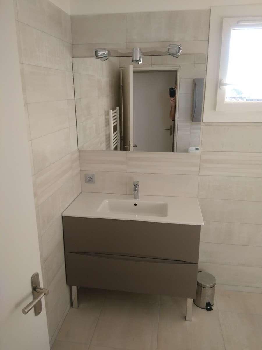 MP Plomberie Chauffage - Pose meuble vasque